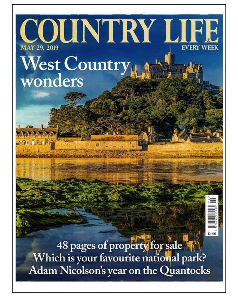 Country Life White Nights And Shining Aegean 29 May 2019 Opt 1