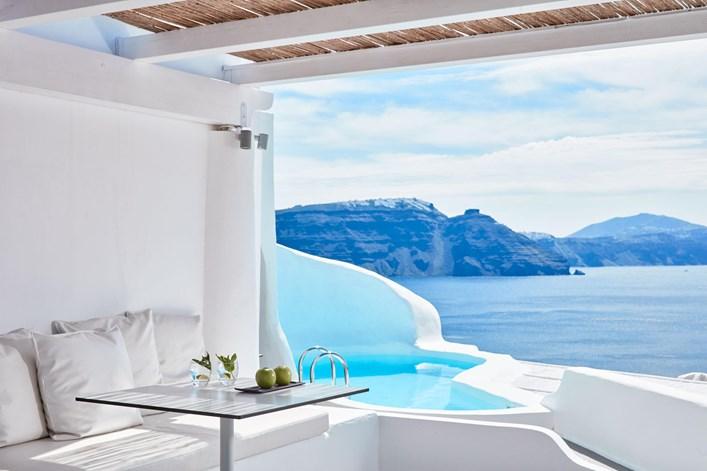 Katikies Hotel Santorini Master Suite Master2061