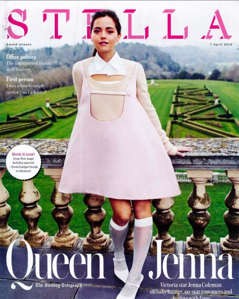 The Sunday Telegraph Stella Magazine Short Haul Sunshine 07 April 2019