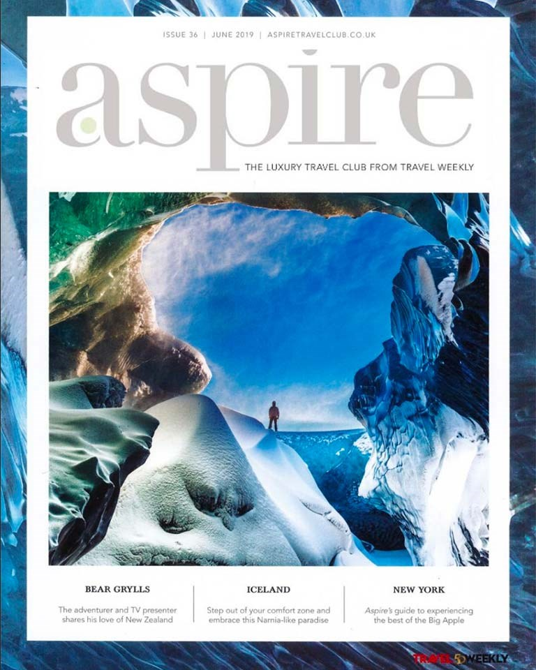 Aspire - Press Coverage